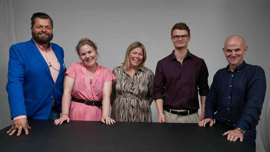 Den Norske Frimurerorden gir 1 million kroner til Mental Helse Ungdom - 24. juni 2020