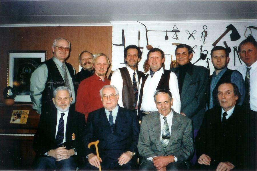 Vest-Telemark St.Johannes Frimurergruppe si historie