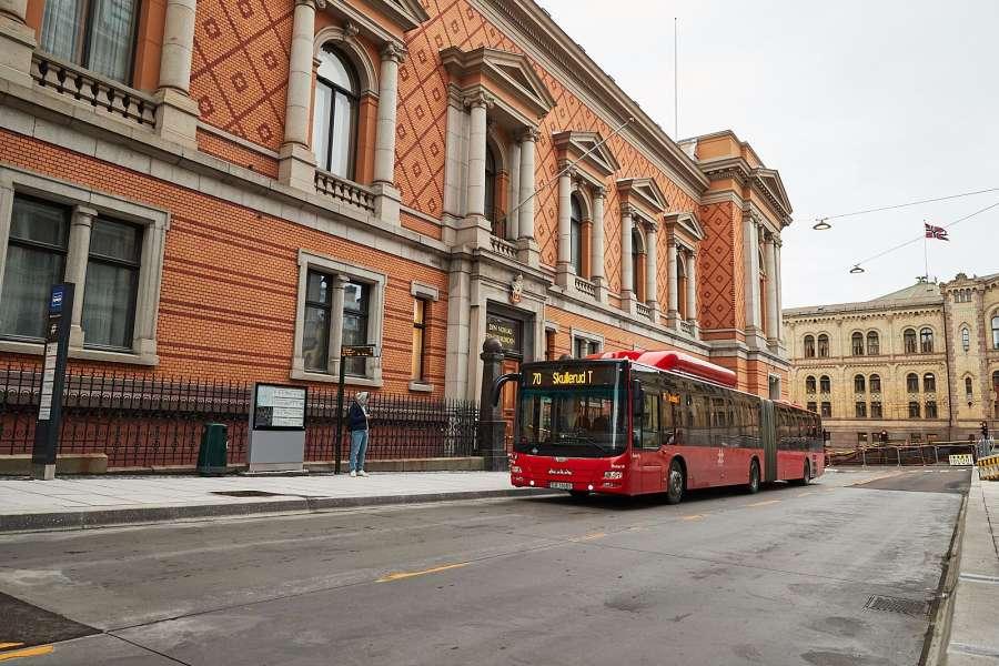 Bussforbindelsen til Stamhuset forbedret