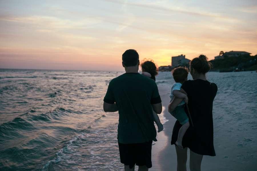 Logen og familien