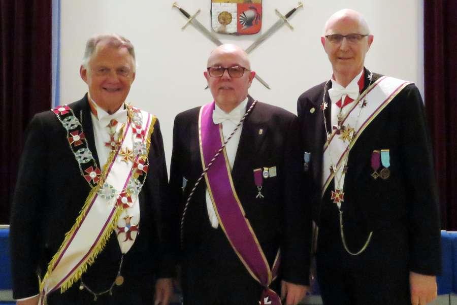 Bodø Kapitel broderforening 25 år