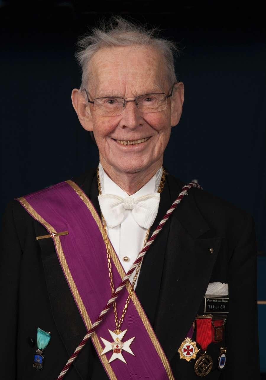 Minneord over Hans Petter Tillier