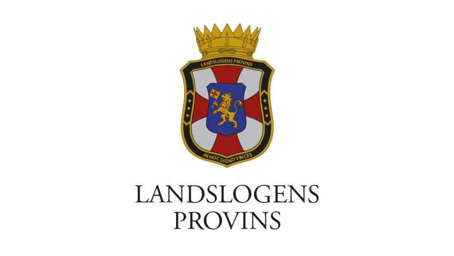 Landslogens Provins etableres i Stamhuset 5. november kl 1830