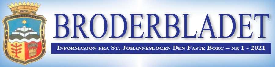 Broderbladet nr. 1 - 2021 til nedlastning