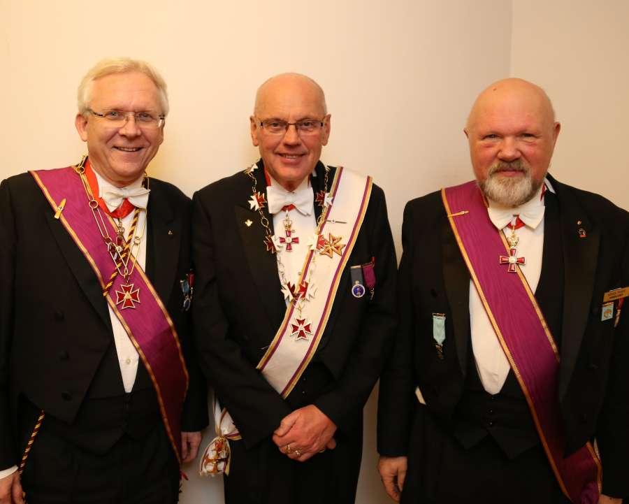Ny Deputert Provincialmester i Trondhjems Provincialloge