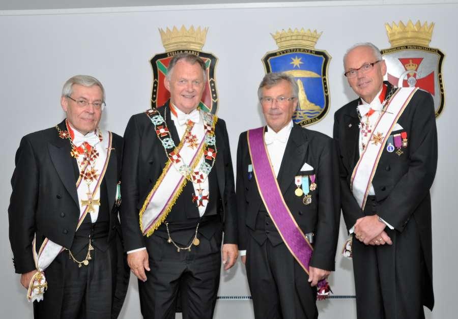 Helge Enge Jenssen tildelt Stormesterens Fortjenstmedalje