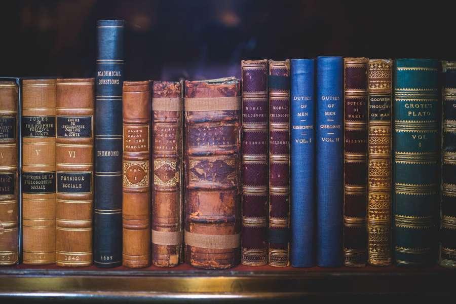Logens bibliotek