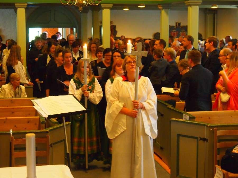 Meditasjon om Sannheten - Allehelgensmesse i Bodø 4/11