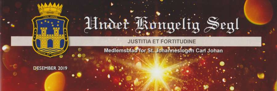 Under Kongelig Segl - Julenummer 2019
