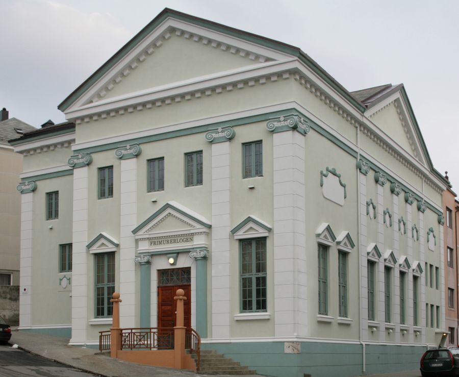 Logebygget i Ålesund