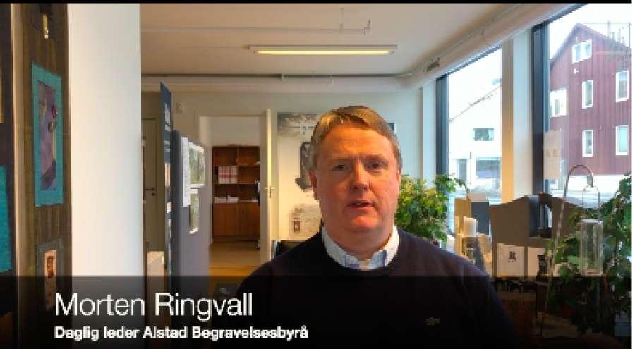 Intervju med Morten Ringvall