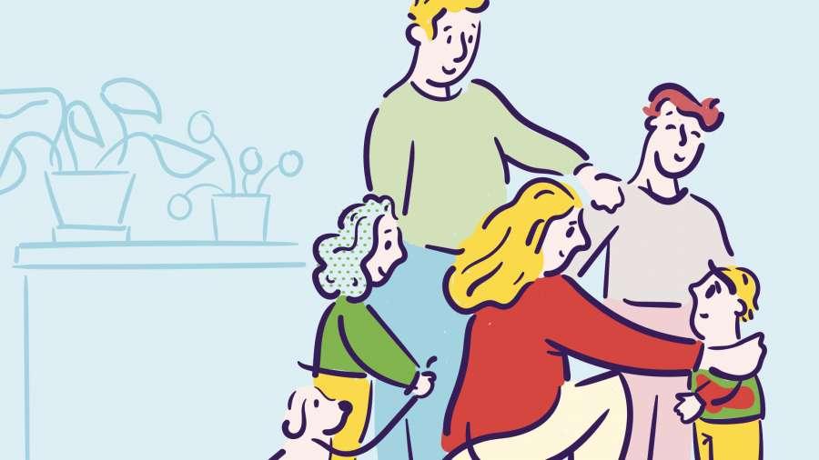 Fellesgaven for 2021 går til Barnekreftforeningen