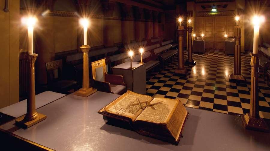 En frittstående og selvstendig Orden, på kristent grunnlag