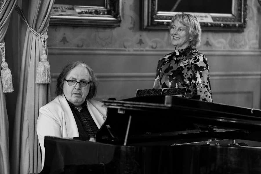 Einar Steen-Nøkleberg og Elisabeth Tandberg