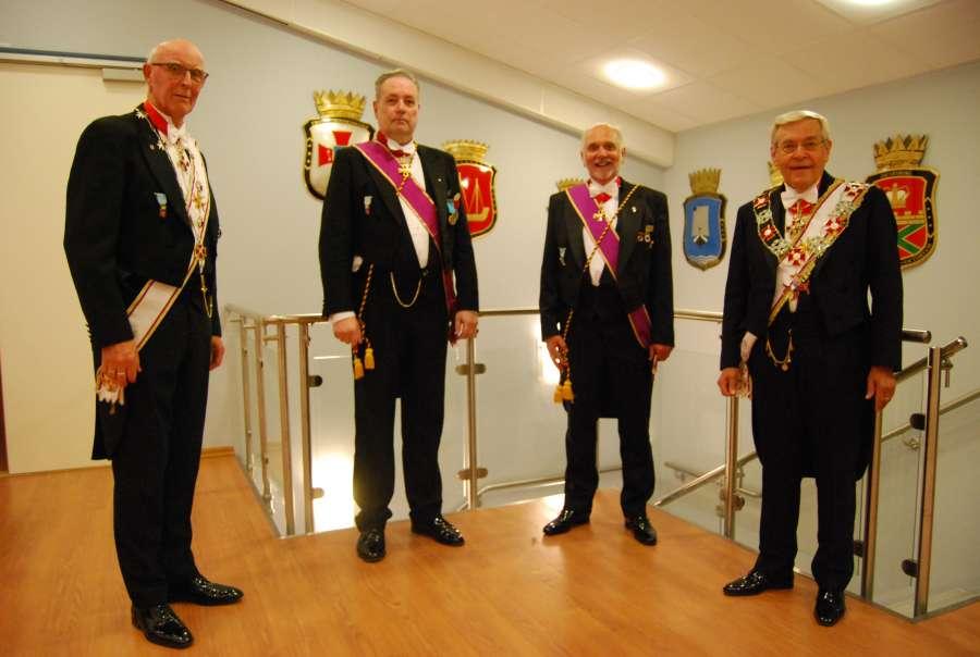 Tildeling XI grad i Tromsø