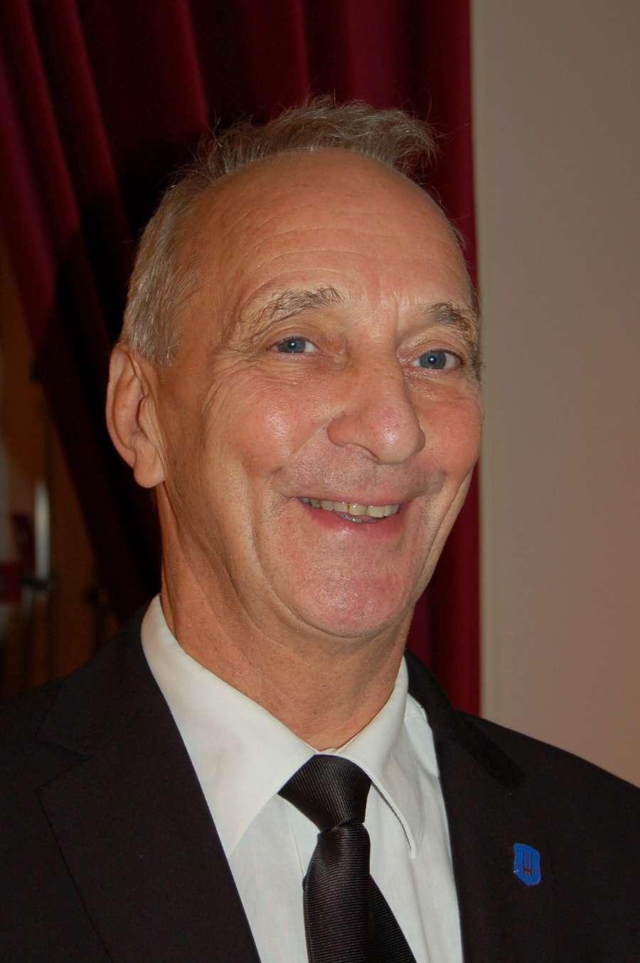 Arne Hjermind er ny formann i Bodø Frimurersangforening
