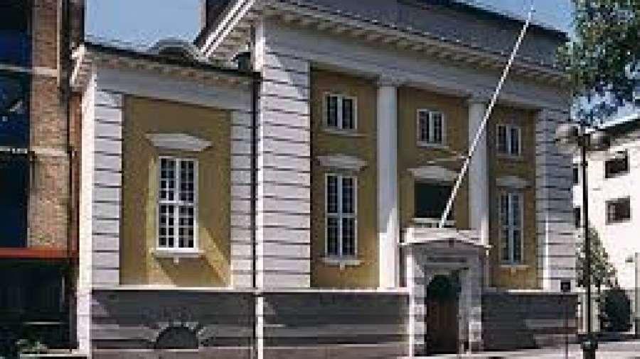 Møtestart i Drammen