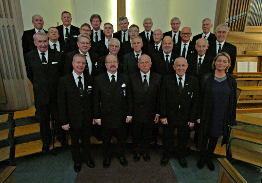 Chorus Arcturus 50 år