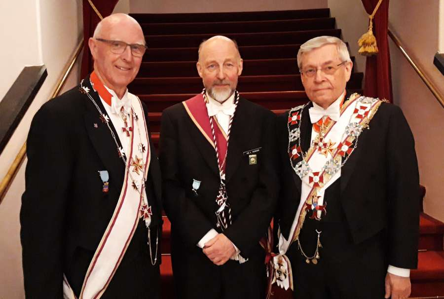 Ordenens Stormester i Bodø