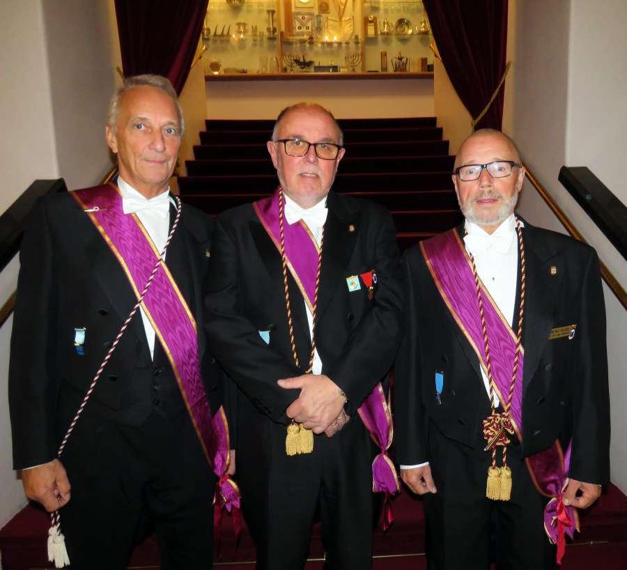 Kjell Krey Dagsloth ny Ordførende Broder i Bodø Kapitel Broderforening