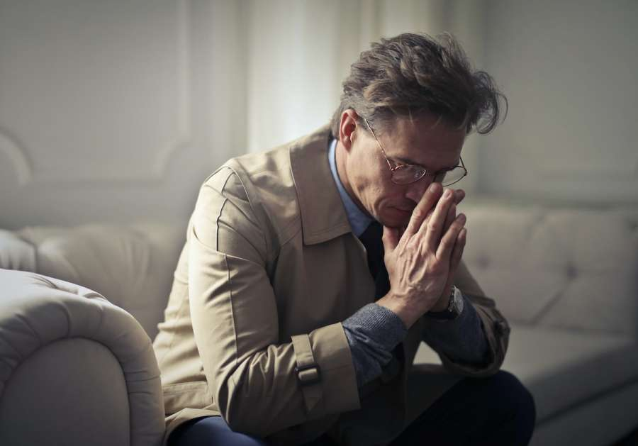 Tilbud om samtale med lege/psykiater