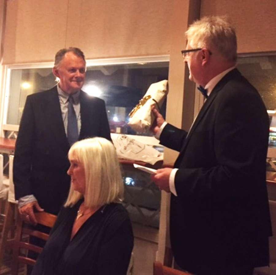 Meløy og Gildeskål frimurergruppes 5 års jubileum