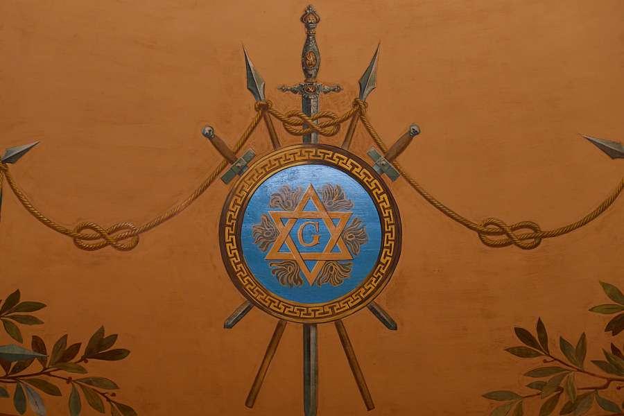 Møte i Landslogens Provins VII grad i Stamhuset, torsdag 14. november klokken 1830