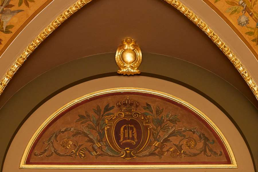 Møte i Landslogens Provins X grad i Stamhuset, tirsdag 12. november klokken 1830