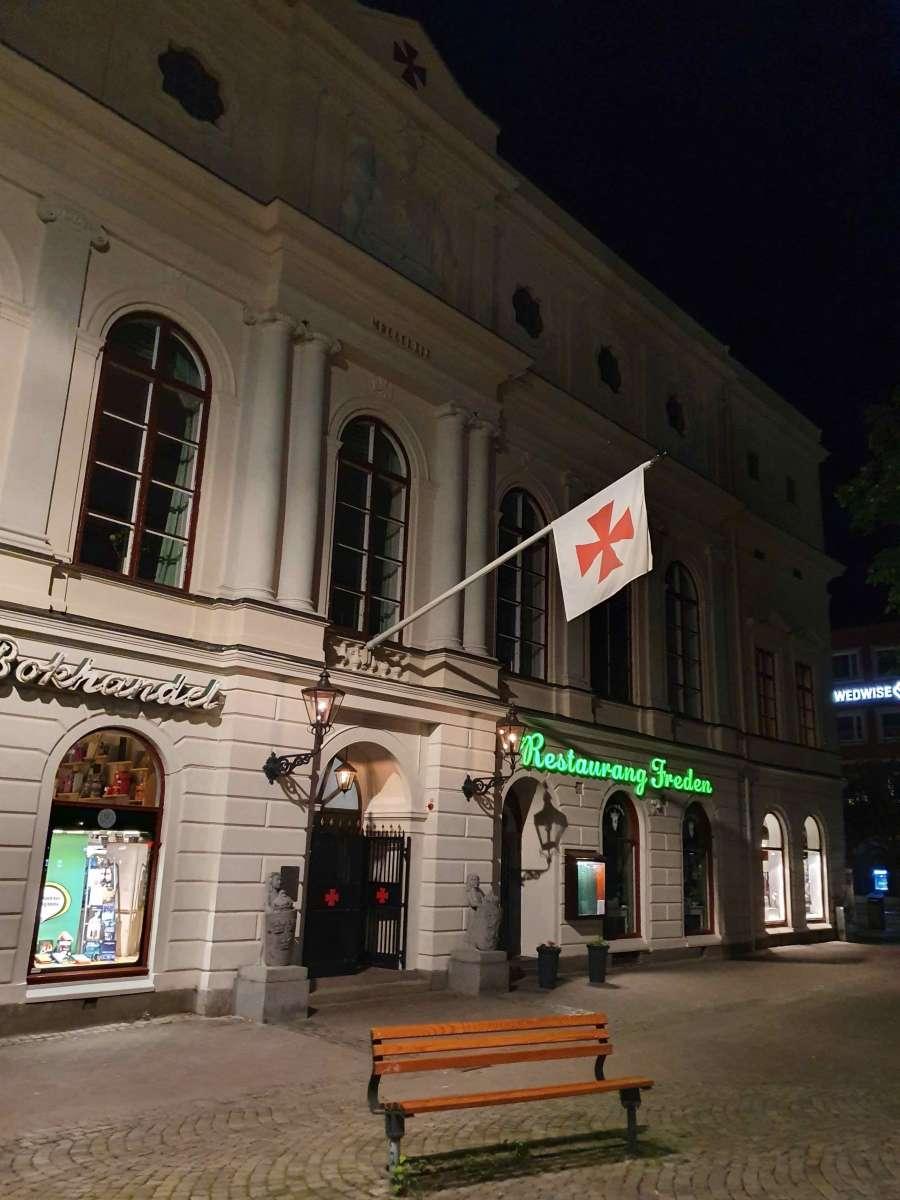 Logehuset i Karlstad