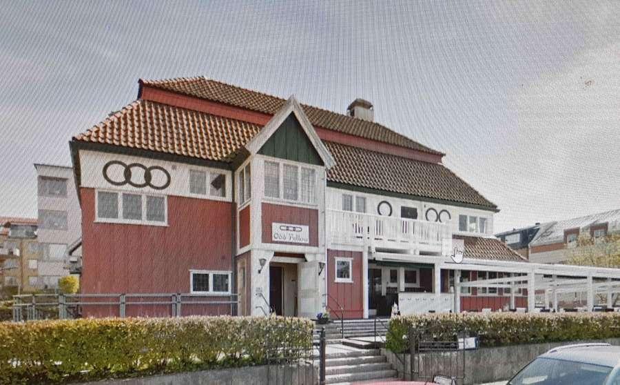 Logehuset i Trollhättan, Odd Fellow-gården