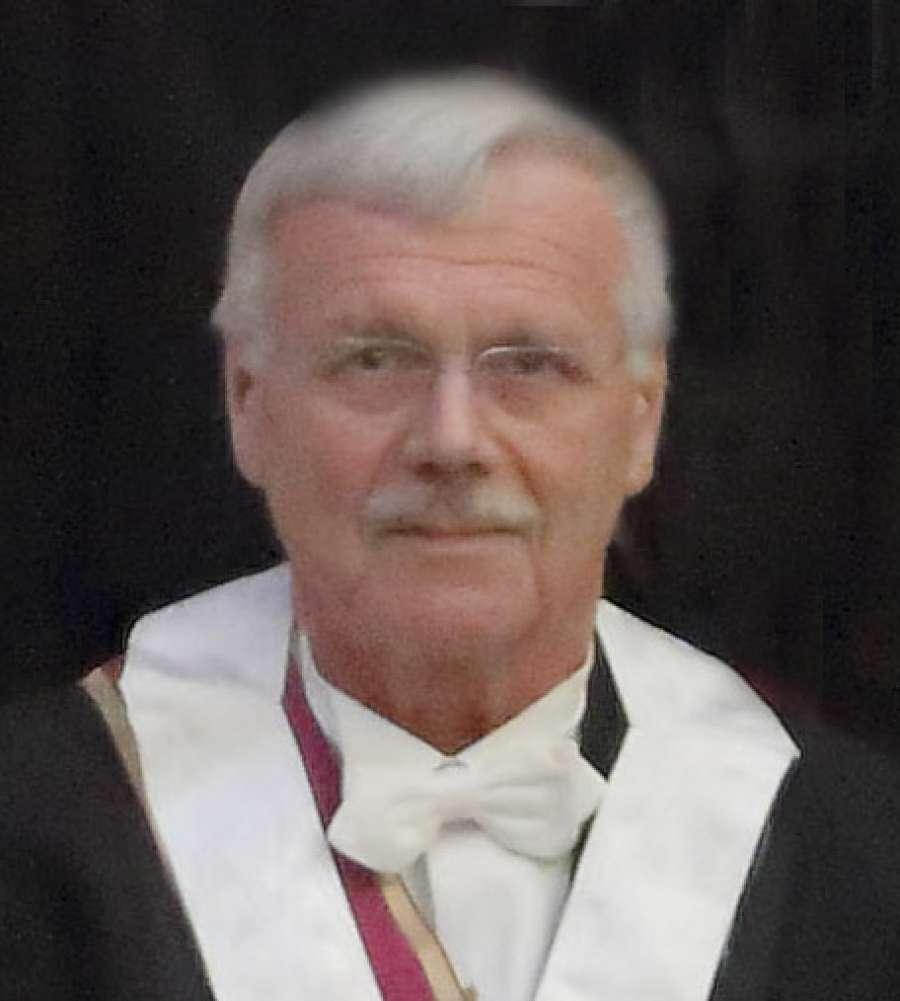 Knut O. Flatner - ny Ordførende Broder