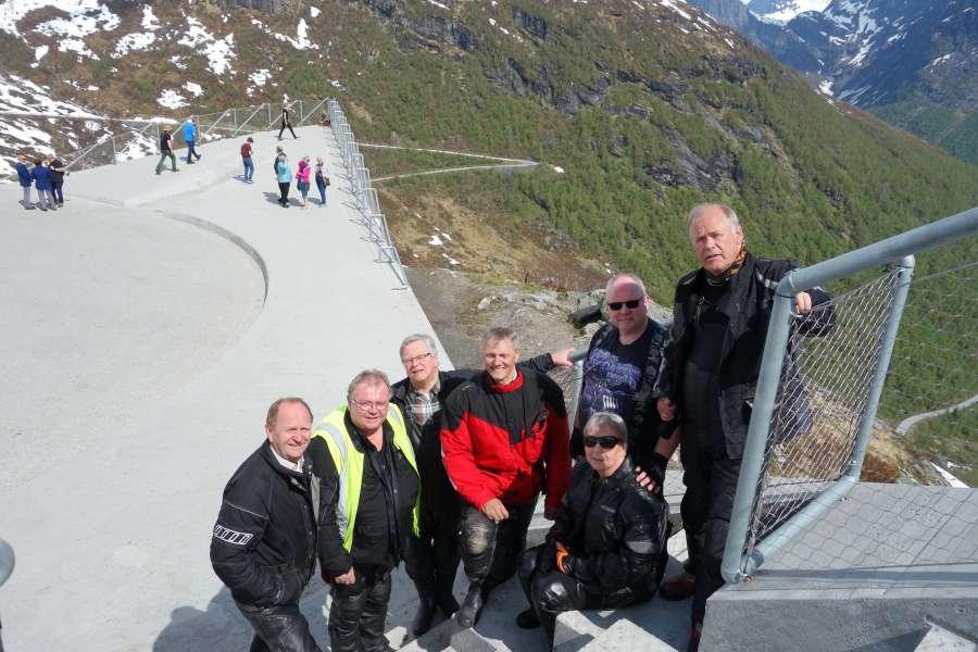 Oscar i Bergen arrangerer MC tur til Førde